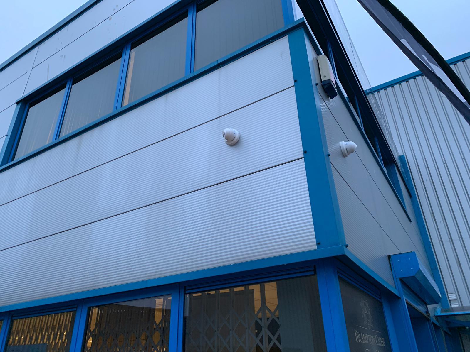 CCTV milton keynes