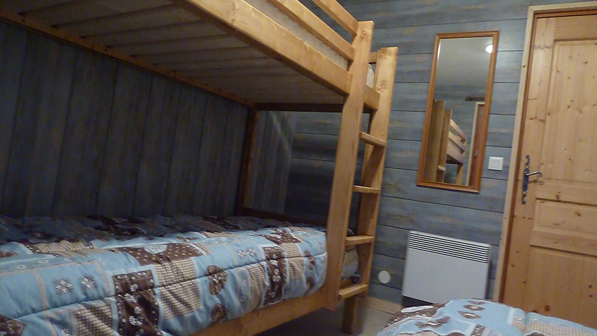 chambre ADRET (3 lits)