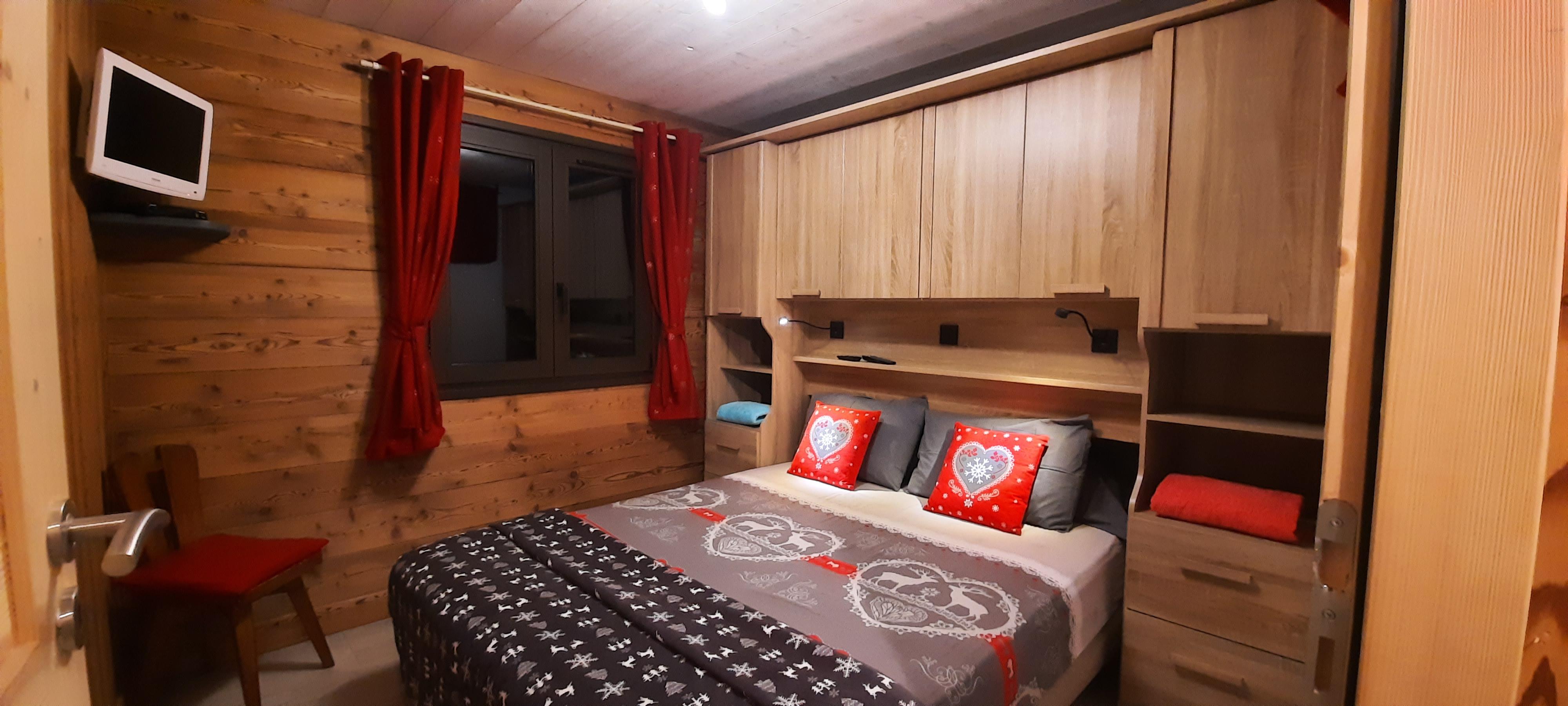 chambre lit 160 cm