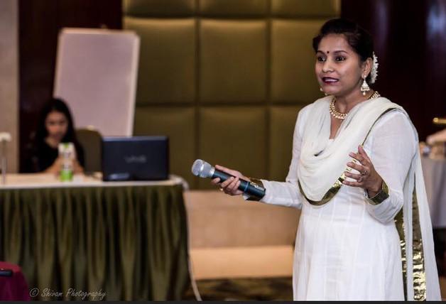 Hosting a Women's Networking Event, New Delhi