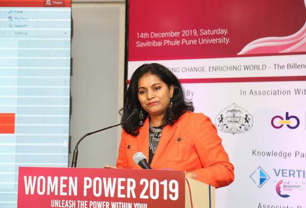 Hosting a Women's Event, Pune
