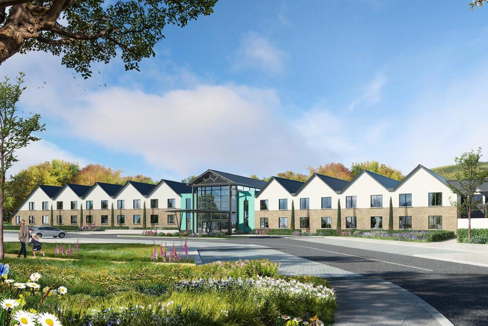 Residential Care Facility, Dublin.