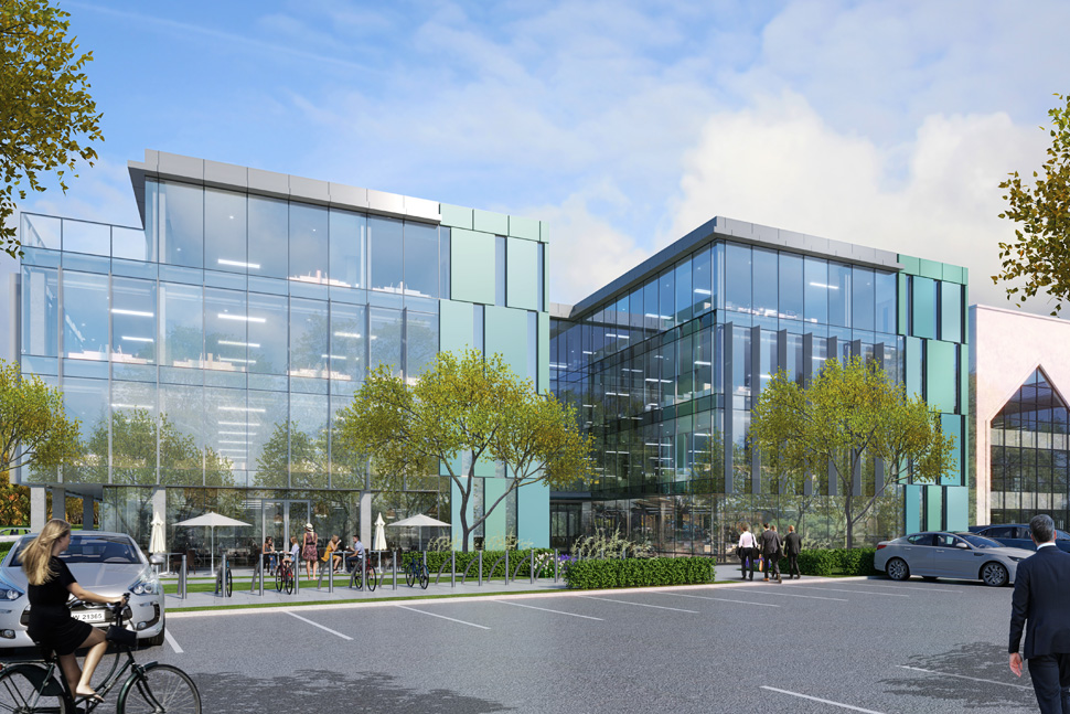 Commercial Development, Kildare.