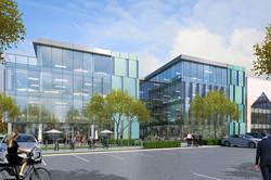 Commercial Development, Kildare.