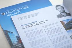 Architecture Ireland Interview