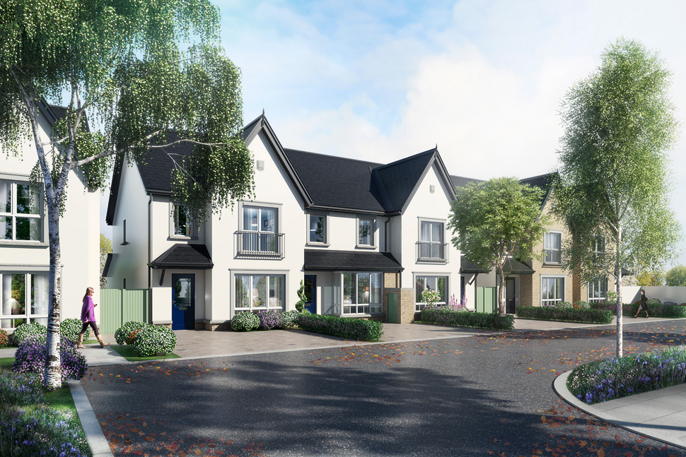 Residential Development, Dublin.