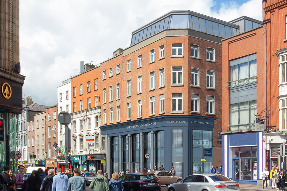 Commercial Refurbishment, Dublin