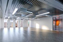 Commercial Interior Illustrations.