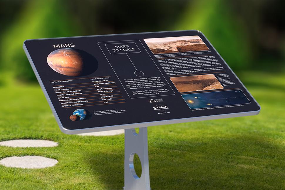 Information Signage System