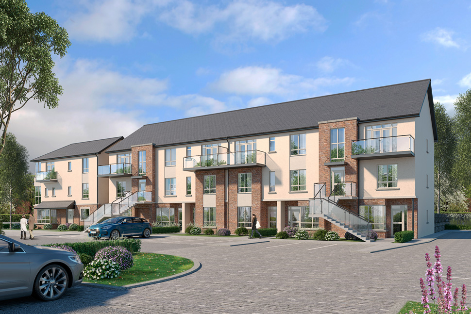 Residential Development, Maynooth.