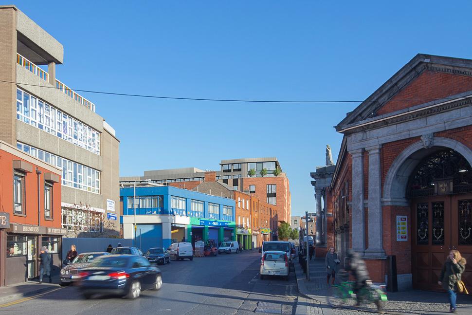 ApartHotel, Dublin.
