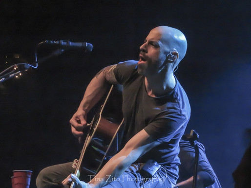 Daughtry Acoustic Trio Comes to Long Island