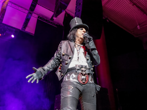 Alice Cooper at The Tilles Center for the Performing Arts