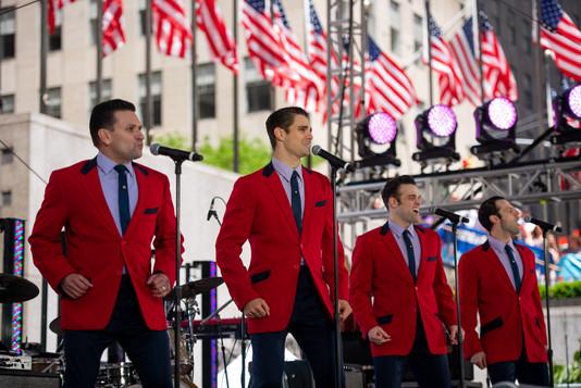 Cast of Jersey Boys perform.jpg
