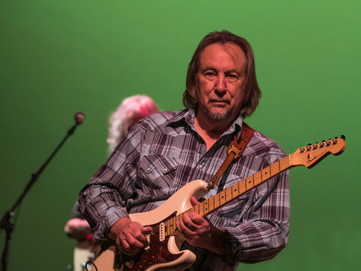 Jim Messina Treats Audience to a Musical History of His Career
