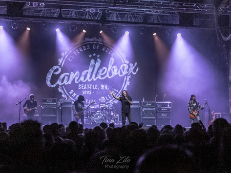 Candlebox Performs Self Titled Debut Album at The Paramount
