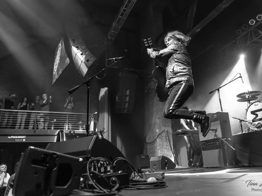 The Alarm's Sigma LXXXV Tour Brings Alternative Back to Life at The Paramount