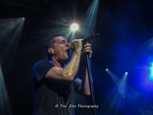 Rob Thomas/Counting Crows - Ford Amphitheater, Coney Island