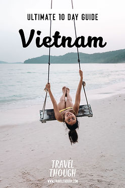 Vietnam travel itinerary