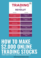 HOW TO make $2000 online trading stocks