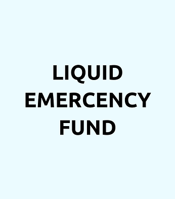 liquid emergeny fund