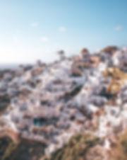 Best Phot Spots in Santorini - Oia Castle Ruins