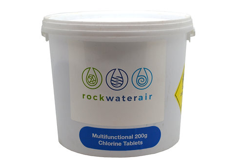 Large Multifunction 200g Chlorine Tablets (Different sizes available)