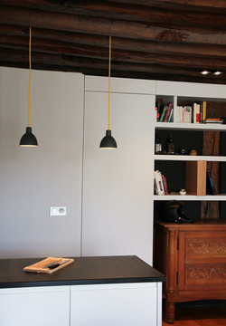 Rénovation, Paris 03