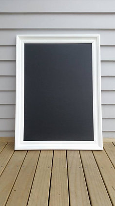 Large White Chalkboard