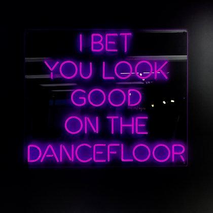 Dancefloor Neon Light