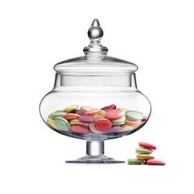Round Candy Jar