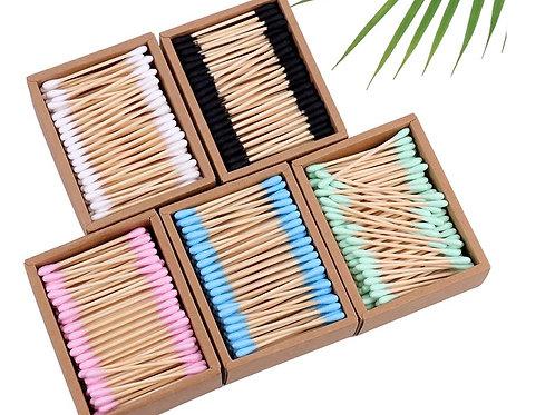 Lash Game Biodegradable Swabs