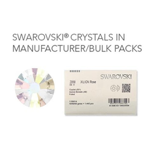 CRYSTAL CLEAR - SWAROVSKI 1140 PCS