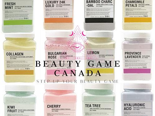 Beauty Game Jelly Masks 12 pcs Free Shipping
