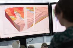 geological modelling