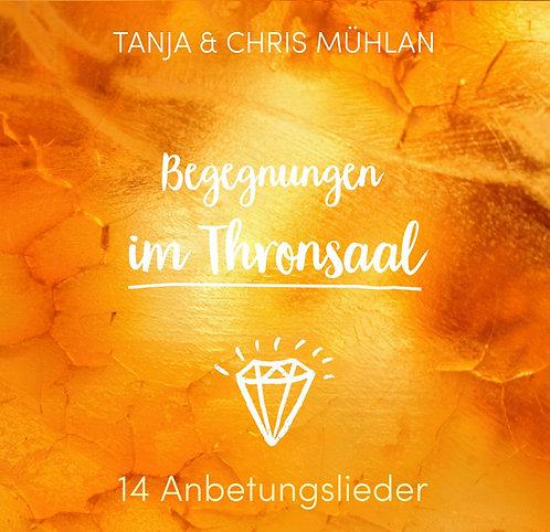 Begegnungen im Thronsaal (Downloadalbum MP3)