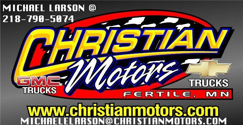 Mike Larson @ Christian Motors