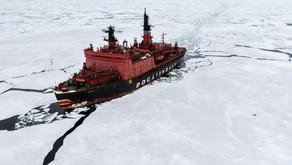 PROFESSOR VORONKOV: NON-ARCTIC STATES ACTIVE IN REGARD TO THE NORTHERN SEA ROUTE