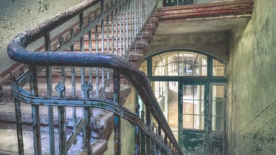 Beelitz-Heilstätten (Men's Pavilion)