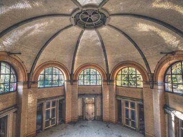 Beelitz-Heilstätten - Bath House