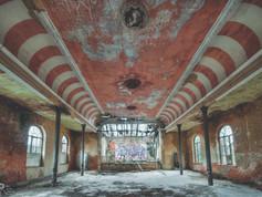 Red Stripe Ballroom