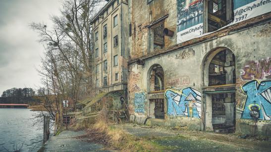 VEB Kraftfuttermischwerk Fürstenberg