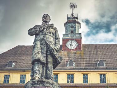 Wünsdorf -  Haus der Offiziere (Trip 2)