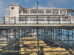 Worthing Pier Southern Pavillion