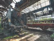 Istvántelek Train Yard