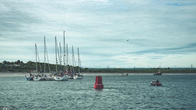 Maunsell Boat Trip