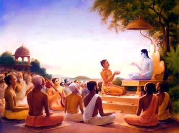 Mantram, ślokam, stotram, bhajanam e kīrtanam da tradição Védica