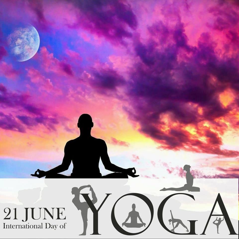 21 de junho- dia Internacional do Yoga