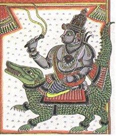 Varuna – divindade dos Vedas