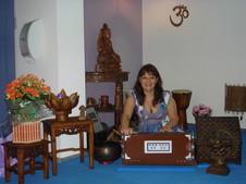 Recepcionando com Mantras